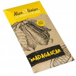TABLETTE LAIT MADAGASCAR